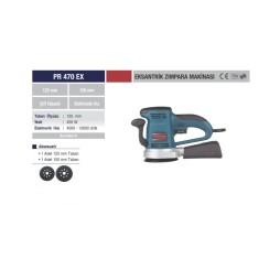 Proter PR 470 EX Ekzantirik Zımpara Makinesi