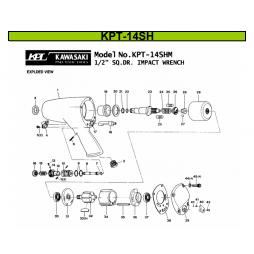 Kawasaki KPT-14SH 1/2