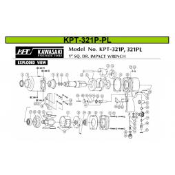 Kawasaki KPT-321-P-PL 1