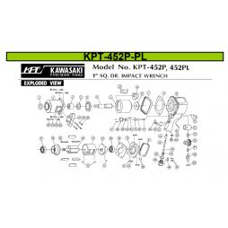 Kawasaki KPT-452P-PL 1