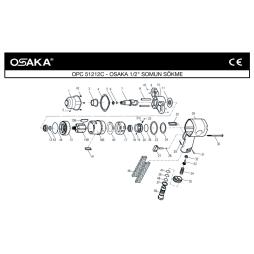 Osaka OPC 51212 C 1/2