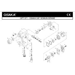 Osaka OPT 371 3/8