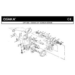 Osaka OPT 600 3/4